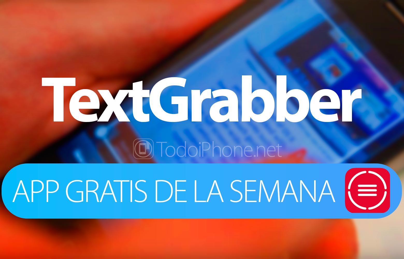 TextGrabber - App der Woche bei iTunes 1