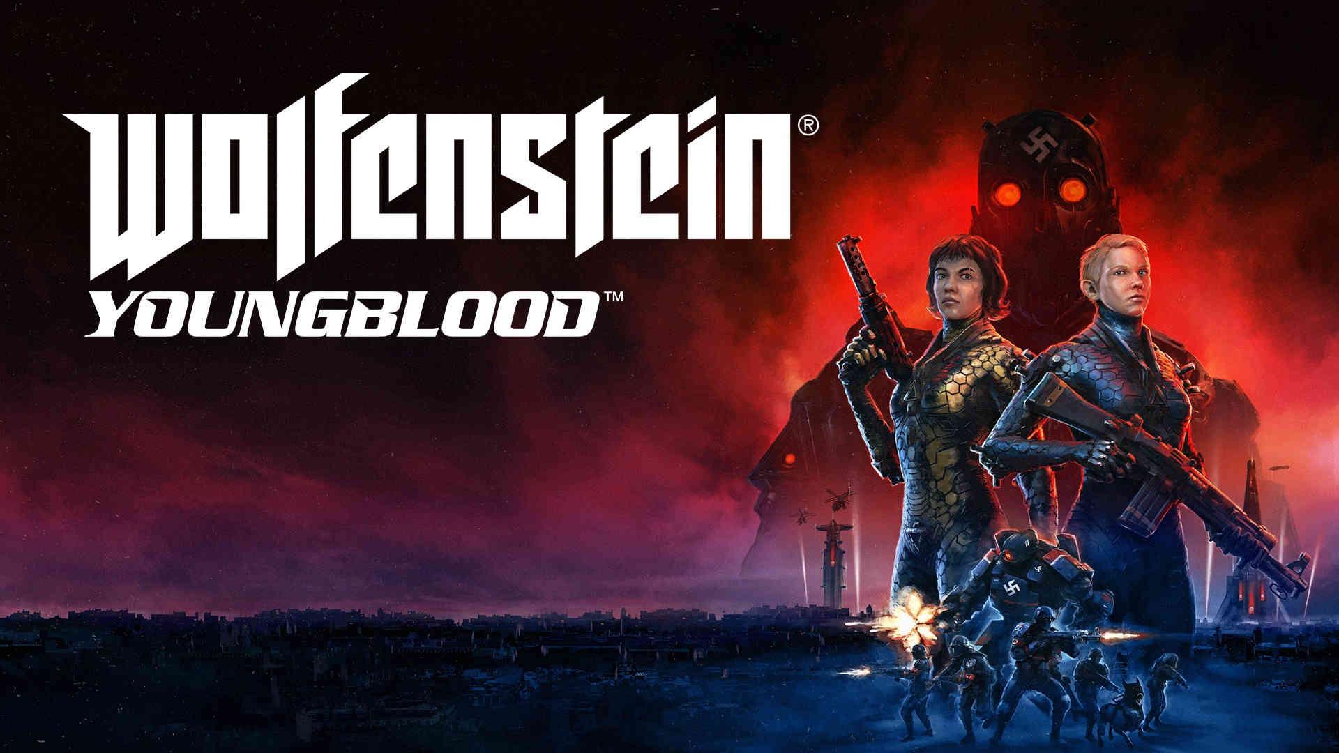 Wolfenstein Youngblood läuft mit 30 FPS und 720P Dynamic On Switch, 4K und 60 FPS auf Xbox One X