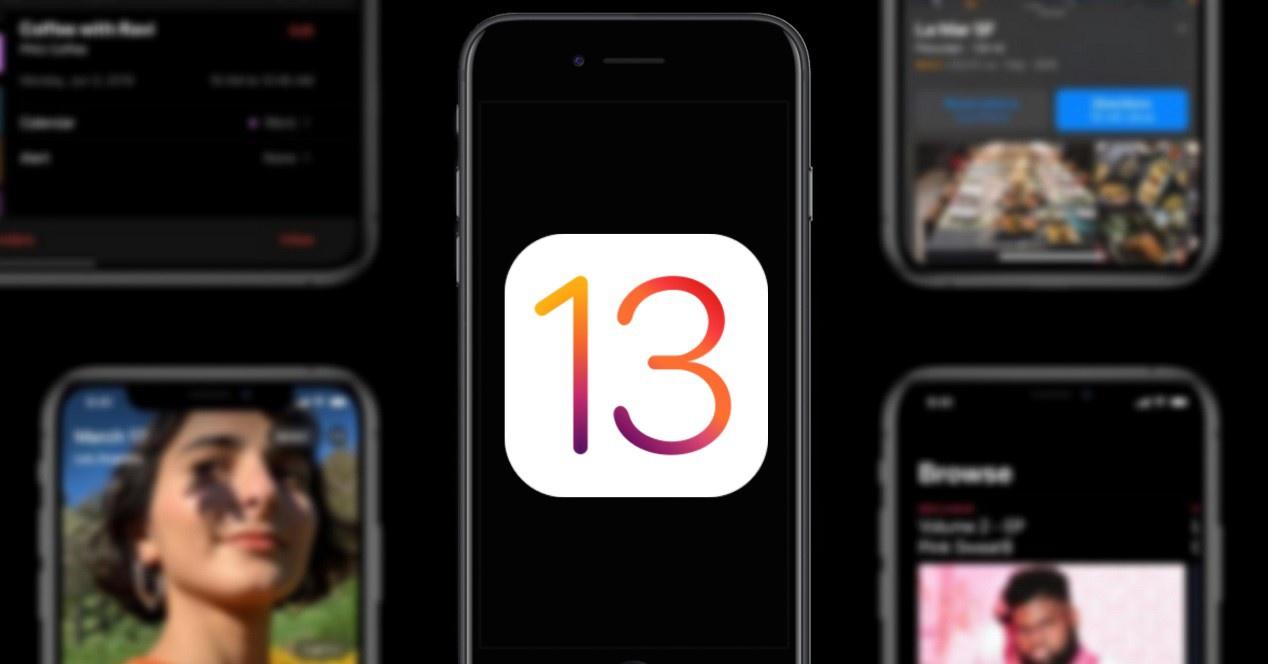 fängt iOS 13