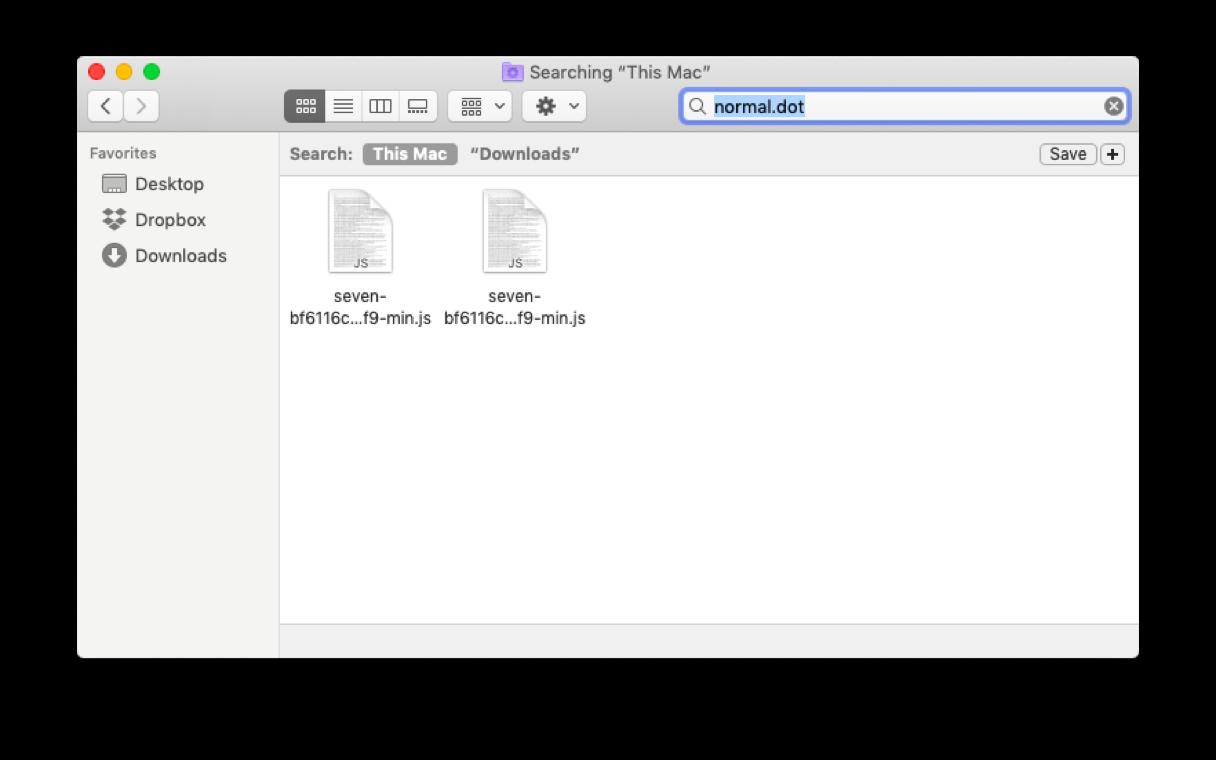 Word Temporäre Dateien