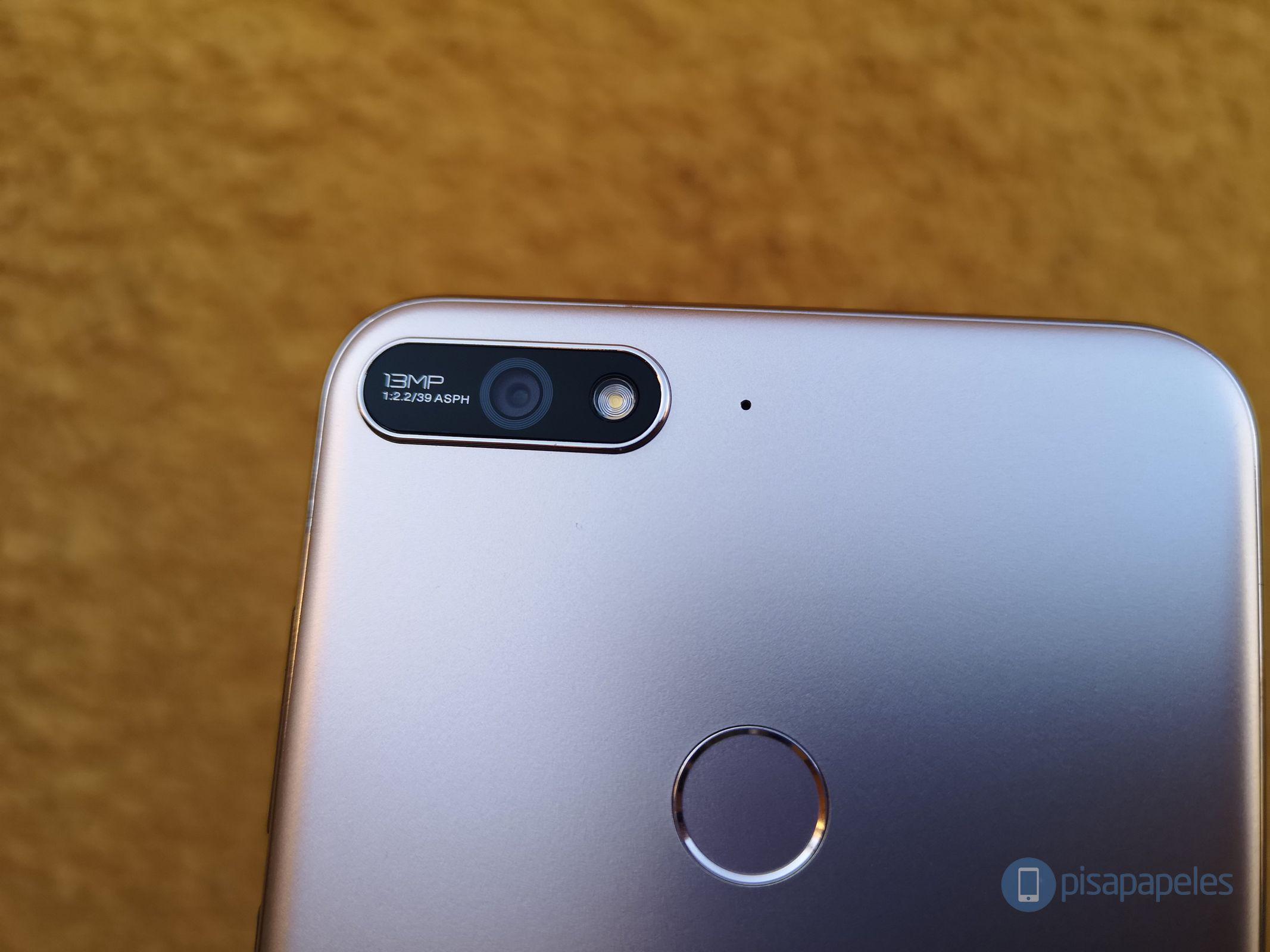 Bewertung Huawei Y7 2018 2