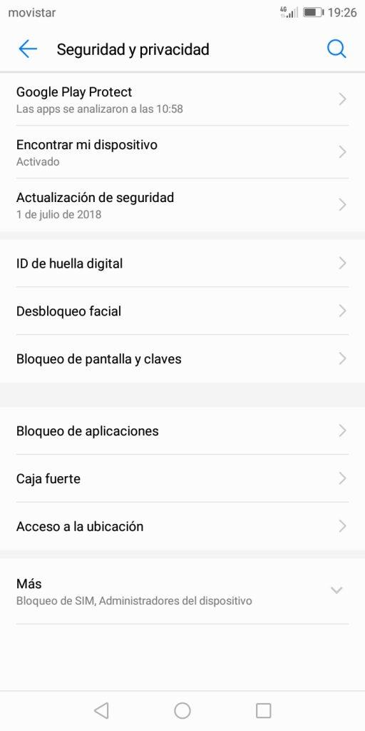 Bewertung Huawei Y7 2018 6