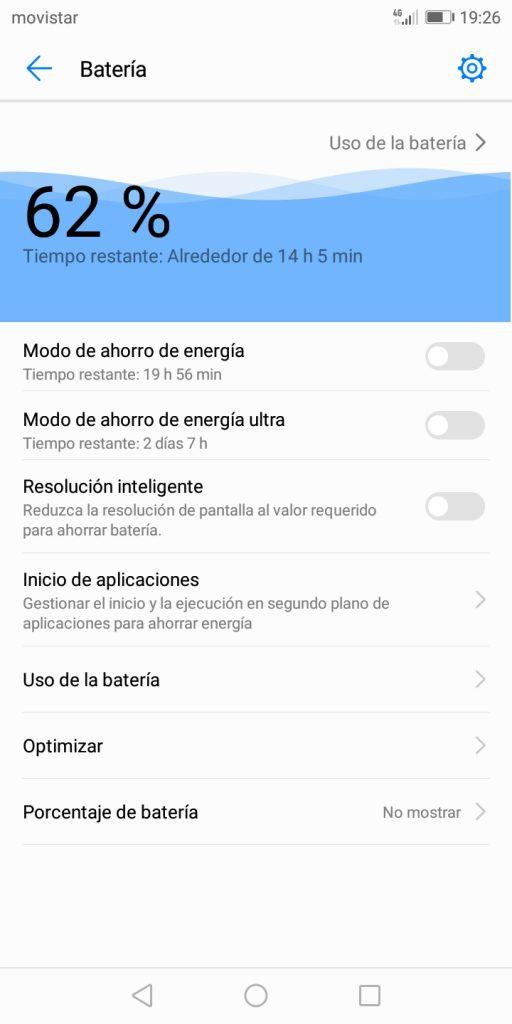 Bewertung Huawei Y7 2018 7
