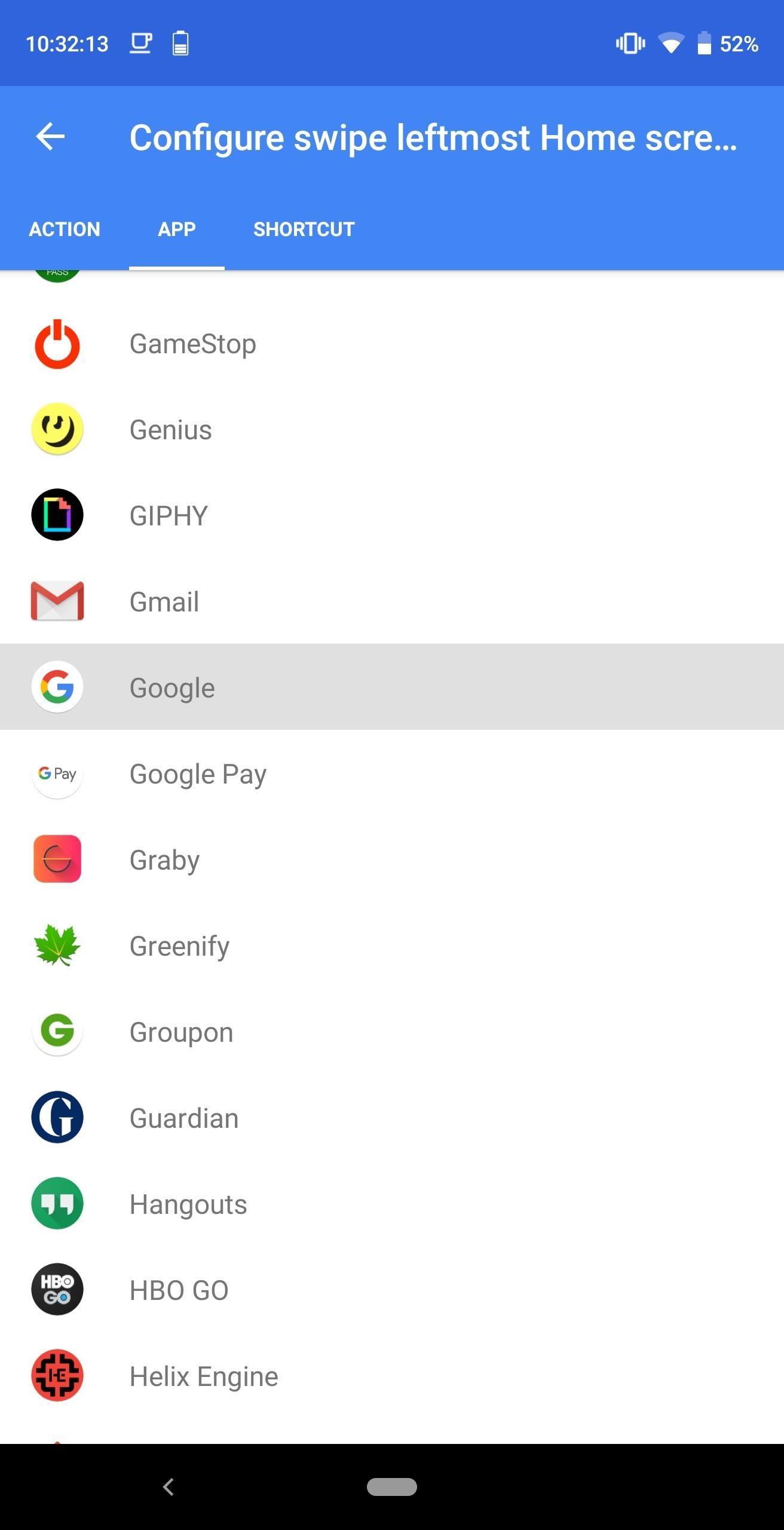 Ako používať nástroje Quickdrawer a Google Now in Action Launcher súčasne