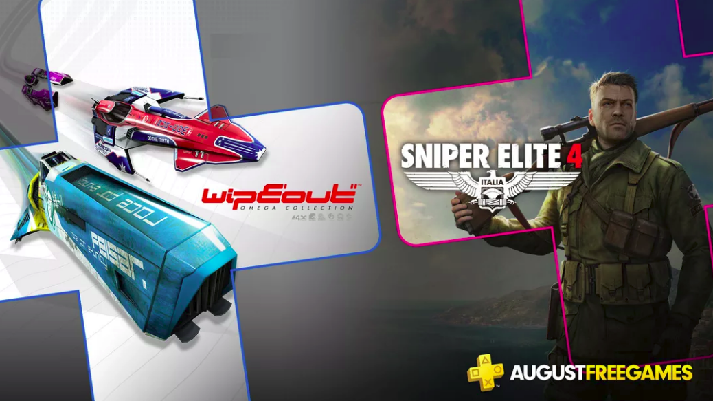 PS Plus de Agosto terá Wipeout e Sniper Elite 4 7