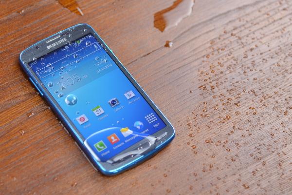 Samsungs Galaxy S4 Active, eine robuste Alternative