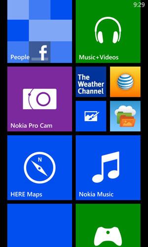Nokia Lumia 1020 Video- und Fotoaufnahme-Vorschau 4