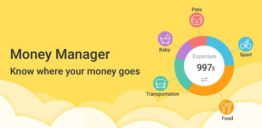 Geldmanager App
