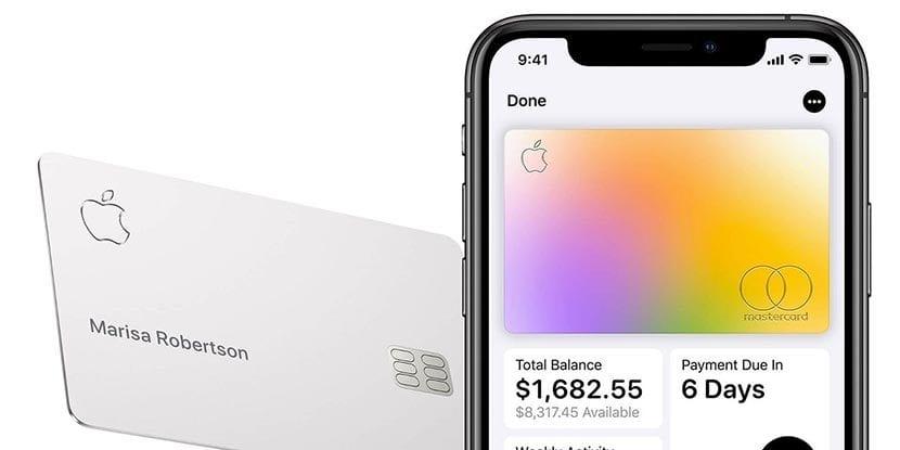 Apple  Karte mit iPhone verbunden