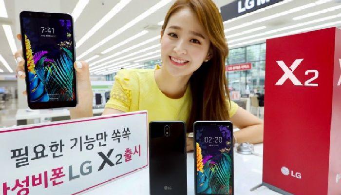 LG X2 (2019) / K30 (2019) Smartphone mit in Südkorea angekündigten Einstiegsspezifikationen 2