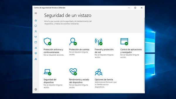 Windows  verteidigen kostenlose Antivirus
