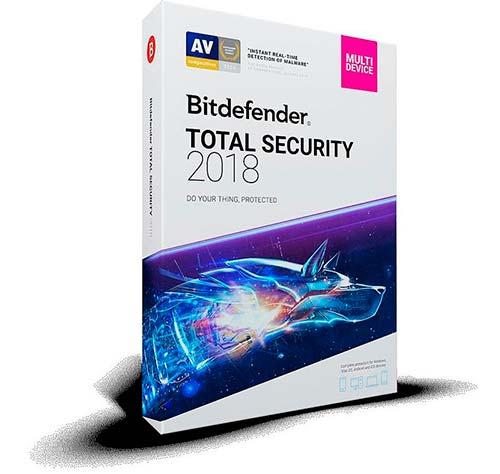 Bitdefender Total Security Antivirus