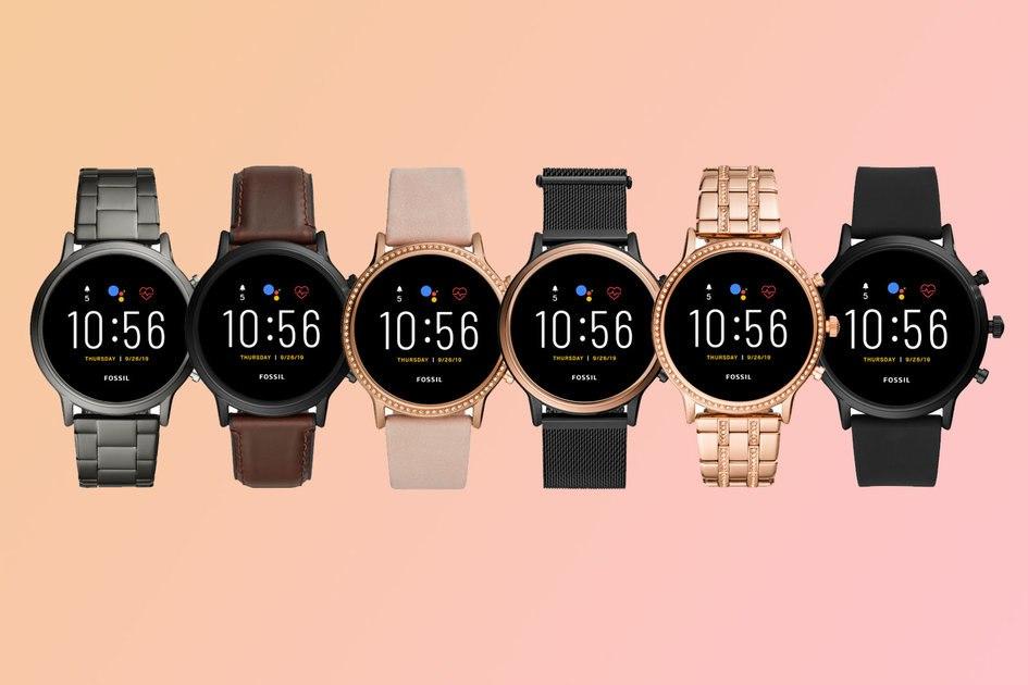 Die Fossil Gen 5 Smartwatch bringt verschiedene Upgrades mit sich, einschließlich einer Batterielebensdauer von mehreren Tagen