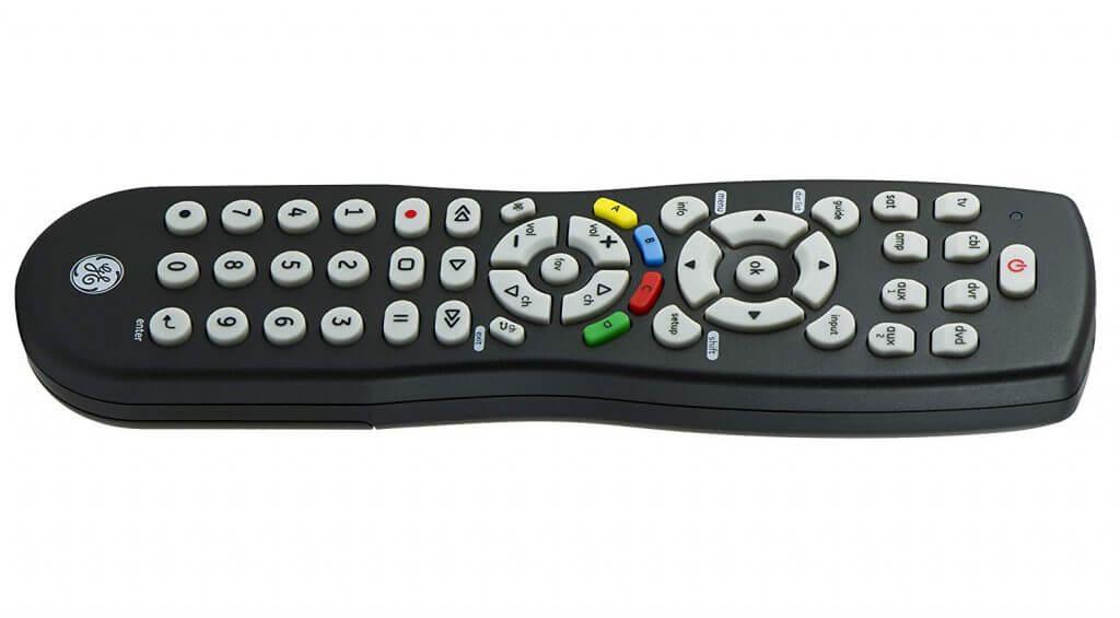 GE 8-Geräte-Universalfernbedienung