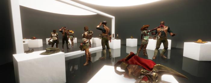 Test - Escape The Lost Pyramid: ein Fluchtraum in der virtuellen Realität 3