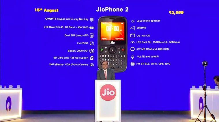 RIL-Hauptversammlung 2019 am 12. August: Jio Phone 3, kommerzielle Einführung von Jio GigaFiber und vieles mehr 2