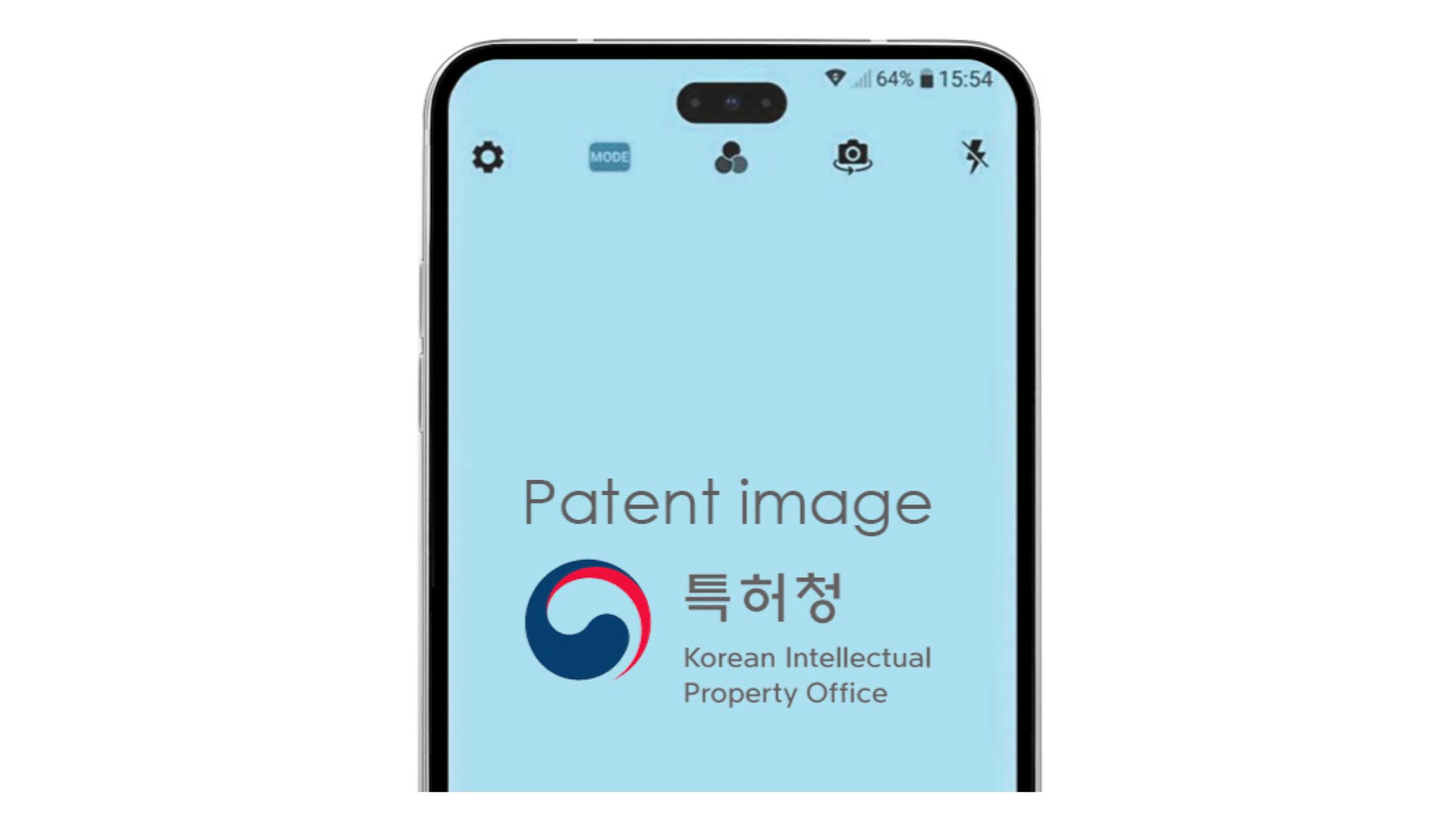 LG patentiert auch ein Smartphone mit unsichtbarer Selfie-Kamera, das bald auf den Markt kommen könnte
