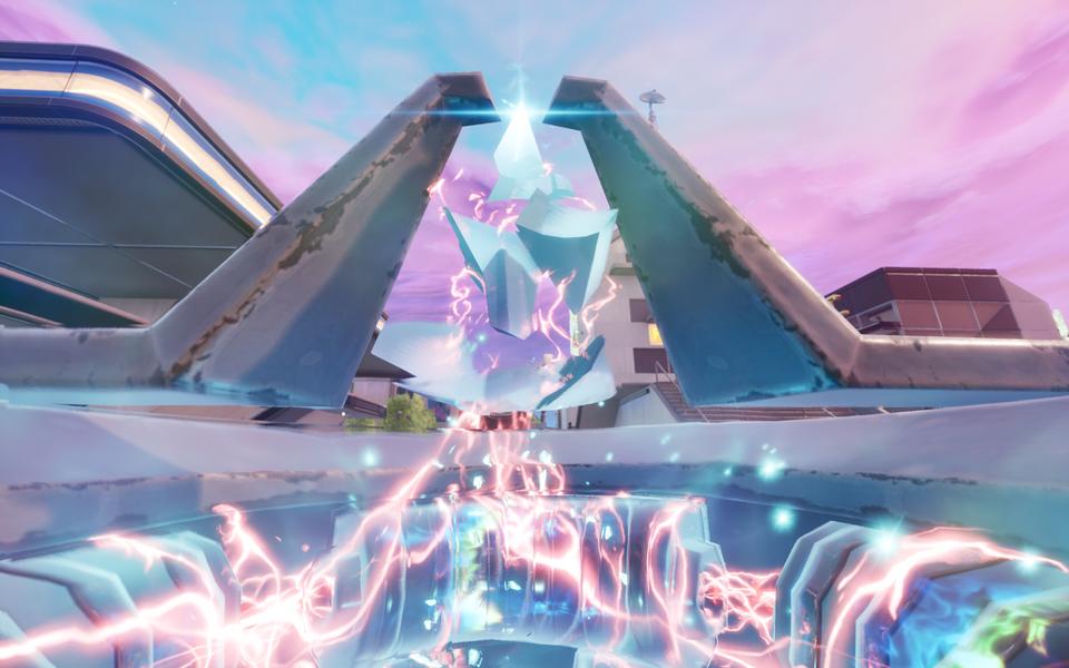 Fortnite    Staffel X Neo Tilted Beacon aktiviert
