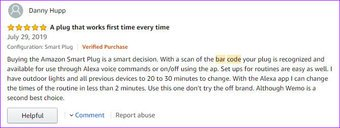 Amazon  Smart Plug Version 5