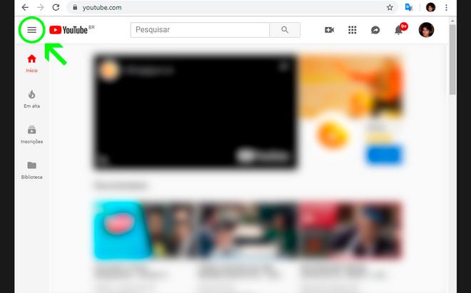 Unterrichtet: Löschen von Verlaufsdaten aus Ansichten und Suchen aus YouTube 6