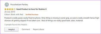Wow Imagine Slim Case Best Realme X - Hüllen und - Abdeckungen 2