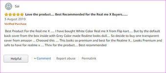 Tarkan Shock Slim Case Beste Realme X - Hüllen und Abdeckungen 2