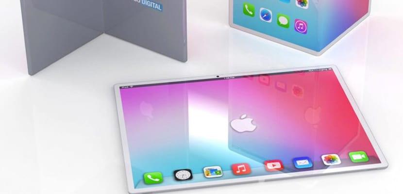 Apple startet zunächst ein klappbares iPad, später das iPhone 2