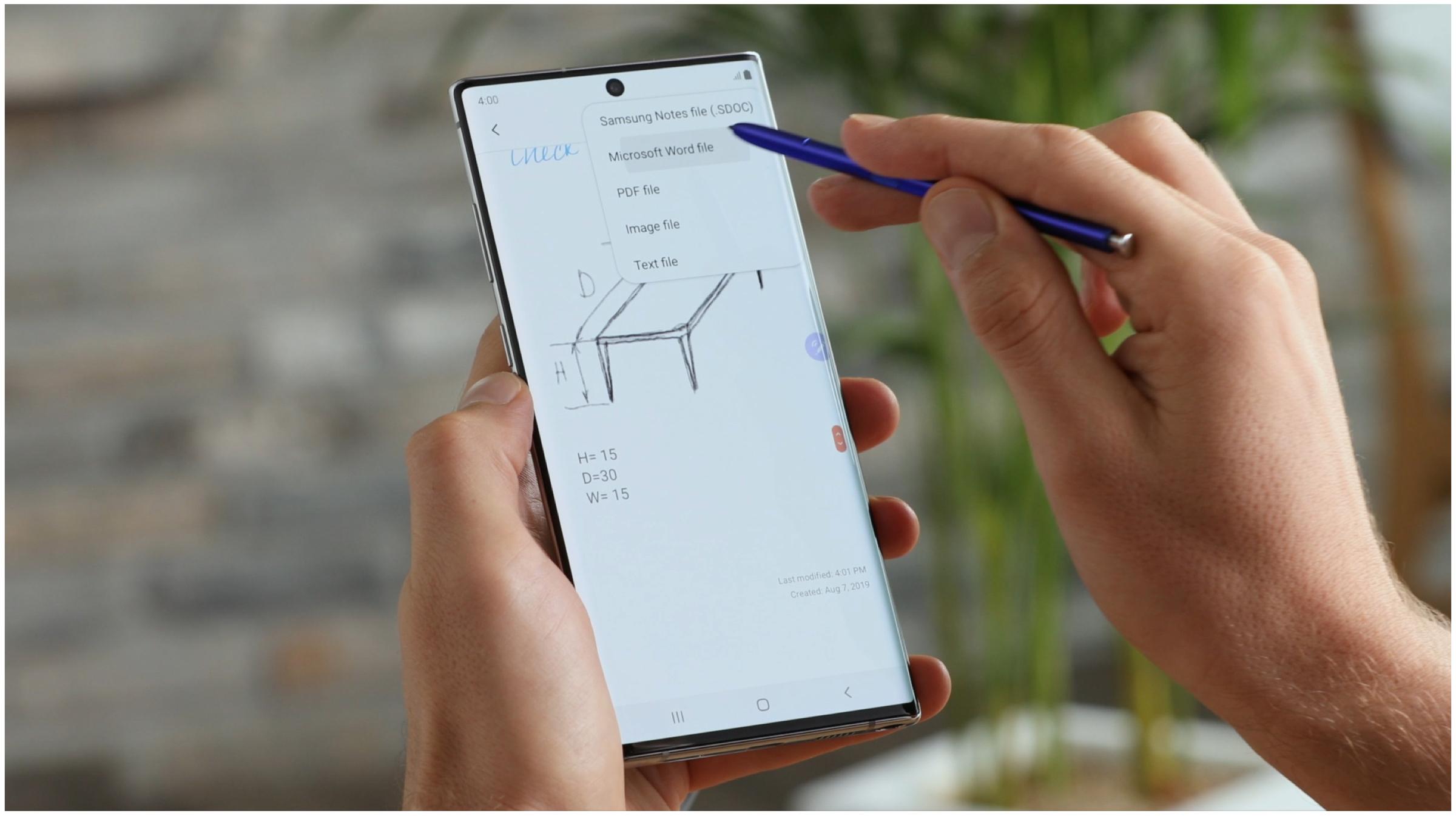 OnePlus 7 Pro Vs Galaxy Note 10+, welches solltest du wählen? 5