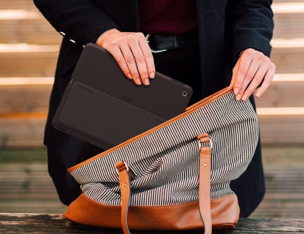 """Zagg iPad Tastatur Hüllen """"aria-describeby ="""" gallery-13-360079"""