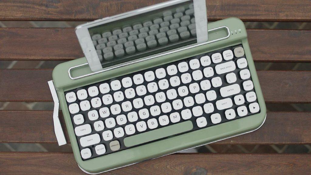 Penna Retro Bluetooth-Tastatur