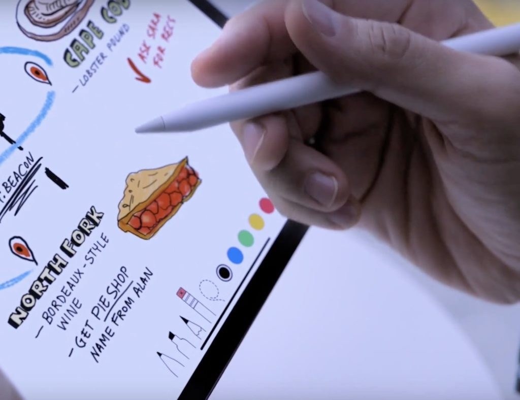 Apple  Bleistift (2. Generation)