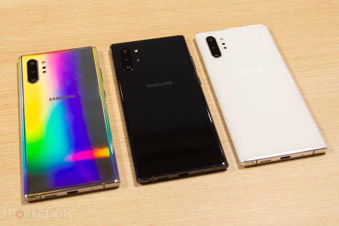 Galaxy Note 10 plus Bewertung