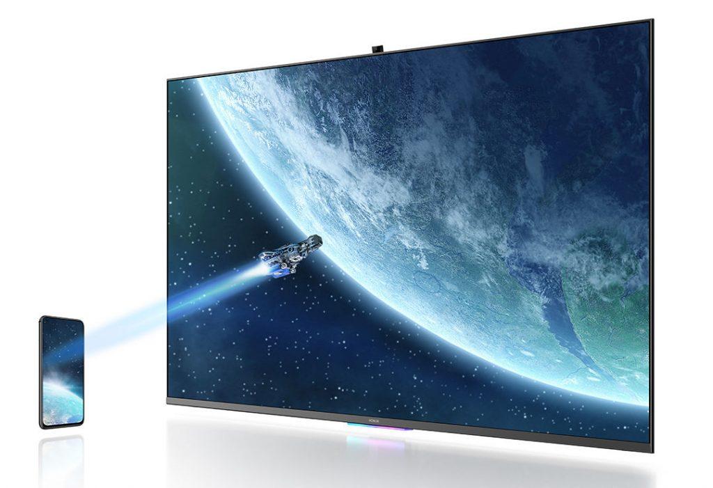 Honour Vision: Der 55-Zoll-Smart-TV mit Pop-up-Kamera ist offiziell!