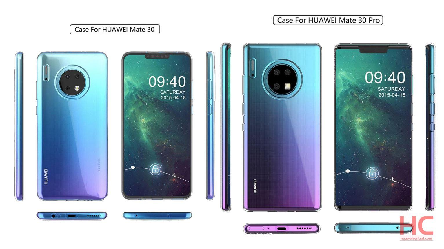 Huawei Mate 30 und 30 Pro sollen im September auf den Markt kommen 2