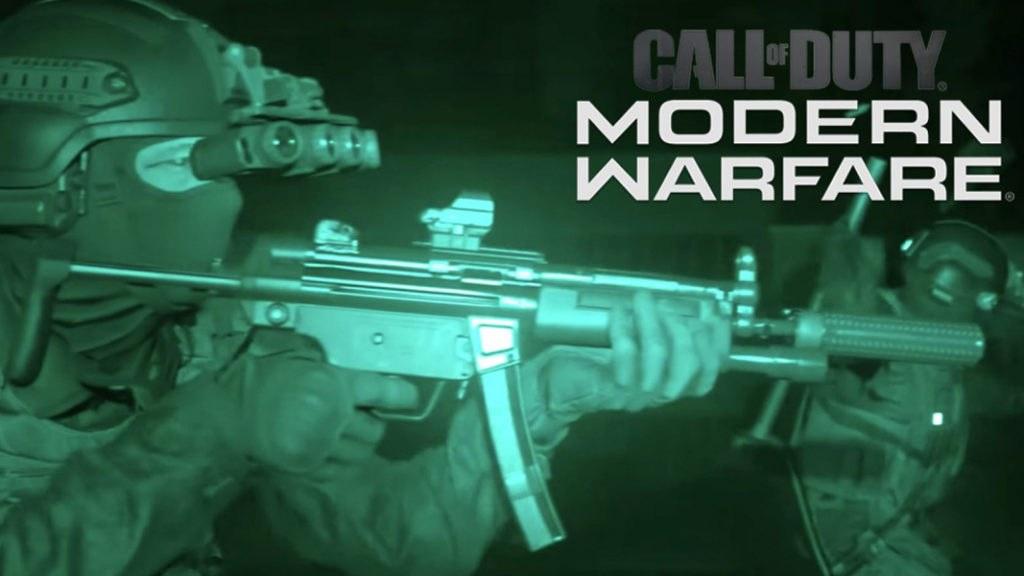 """Moderne Warfare-Entwickler bestätigen, dass """"Realismus"""" nicht nur für den Nachtmodus gilt 3"""