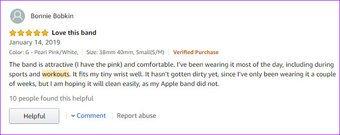 Donstfy Best Apple Watch Laufbänder 2