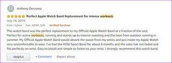 Ich bin der Beste Apple Watch Laufbänder 2