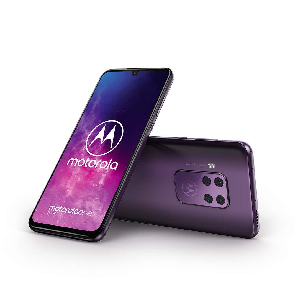 Das Motorola One Pro ist die Android One-Version des Motorola One Zoom