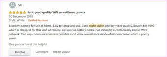 Beste Wi-Fi Home Security Kameras In Indien Yi