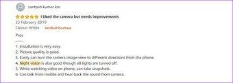 Beste Wi Fi Home Security Kameras in Indien Sricam 2