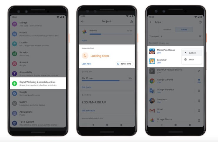 Android F: Was ist neu? 8