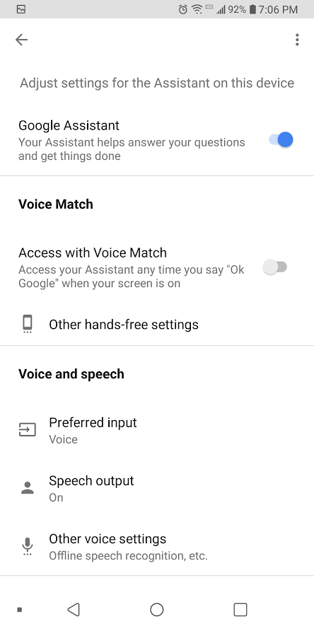 So ändern Sie OK Google zu etwas anderem 5