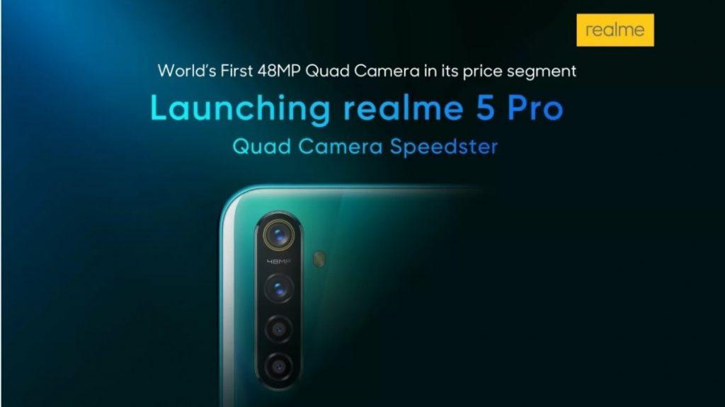 Einige Funktionen und das Design der Realme 5-Serie werden online angezeigt 2