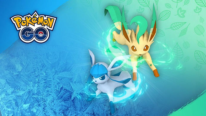 """glaceon leafeon """"width ="""" 700 """"height ="""" 394 """""""