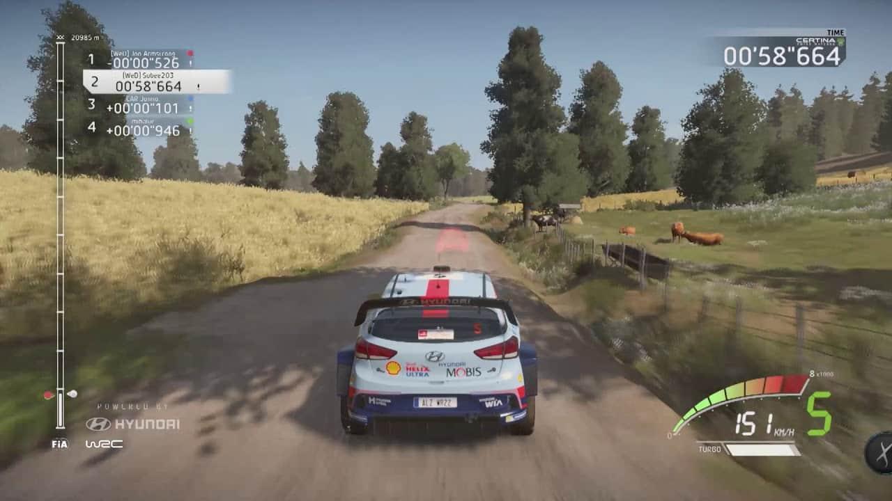 (Gerücht) Die neue WRC 8 ist das nächste exklusive epische Spiel!  1