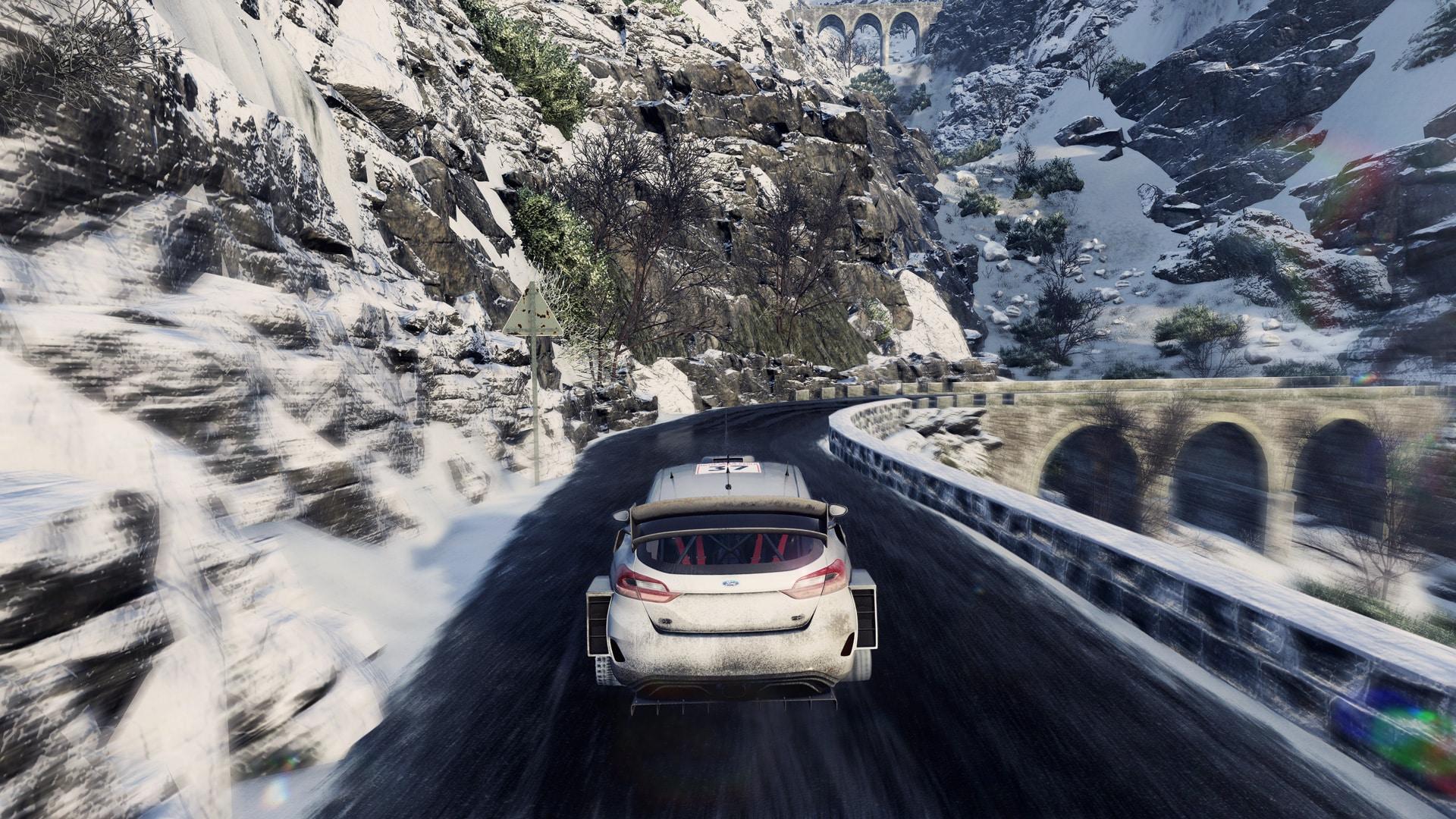 (Gerücht) Die neue WRC 8 ist das nächste exklusive epische Spiel!  zwei