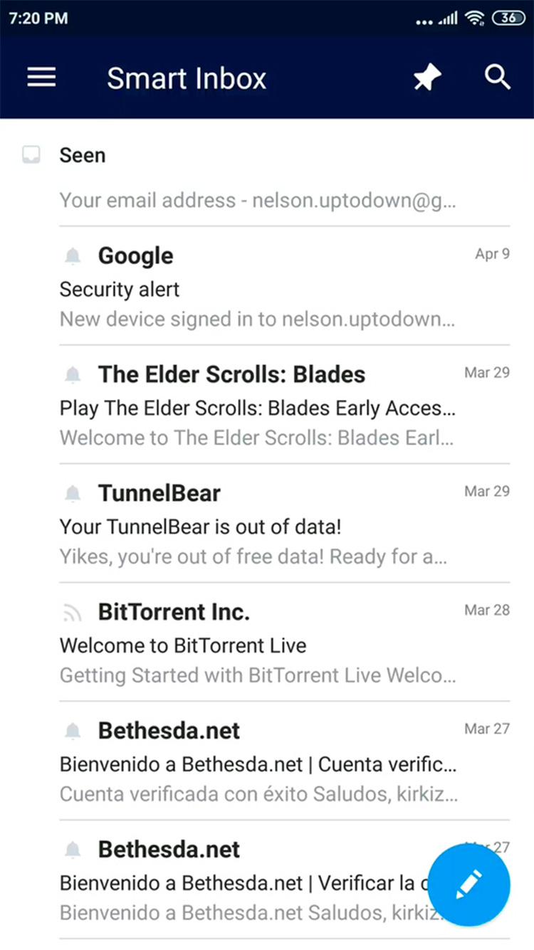 "Spark-E-Mail ""width ="" 750"