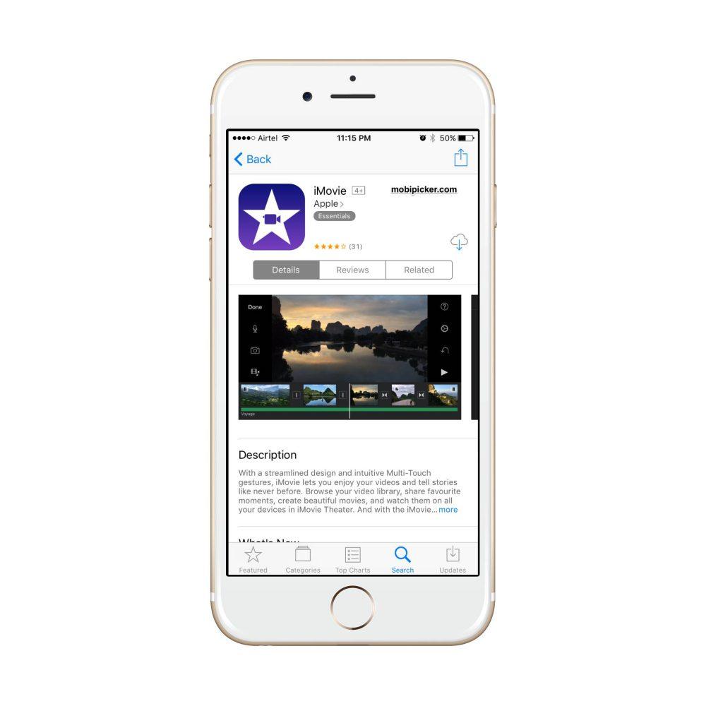 Videos Drehen App