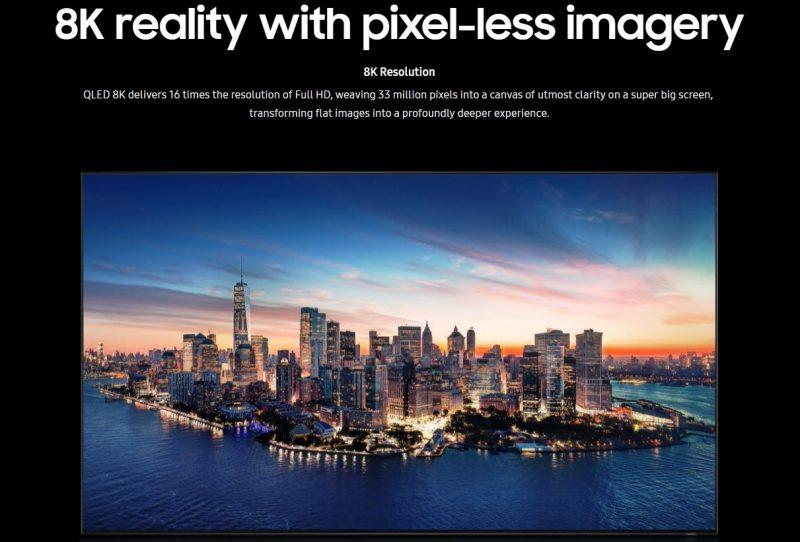 """8K-Auflösung """"width ="""" 800 """"height ="""" 542 """"srcset ="""" https://secinfinity.net/wp-content/uploads/2019/08/1566245481_309_Warum-ist-Samsung-eine-erfolgreiche-Marke-auf-dem-indischen-Fernsehmarkt.jpg 800w, https: / /v3k9p8g4.stackpathcdn.com/blog/wp-content/uploads/2019/08/8K-resolution-350x237.jpg 350w, https://v3k9p8g4.stackpathcdn.com/blog/wp-content/uploads/2019/08/ 8K-Auflösung-577x391.jpg 577w, https://v3k9p8g4.stackpathcdn.com/blog/wp-content/uploads/2019/08/8K-resolution-768x521.jpg 768w, https://v3k9p8g4.stackpathcdn.com/ blog / wp-content / uploads / 2019/08 / 8K-Auflösung-850x576.jpg 850w, https://v3k9p8g4.stackpathcdn.com/blog/wp-content/uploads/2019/08/8K-resolution.jpg 1211w """" Daten-Lazy-Größen = """"(maximale Breite: 800px) 100vw, 800px"""