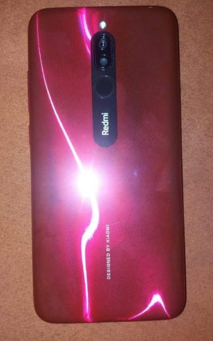 Redmi Note 8  na foto: parece mais bonito do que Note 7 4